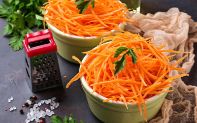 Fresh Carrots salad