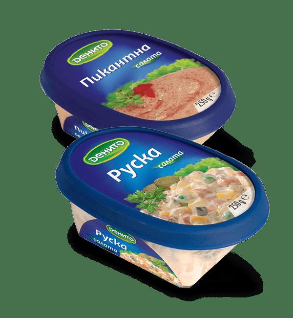 производство на салати
